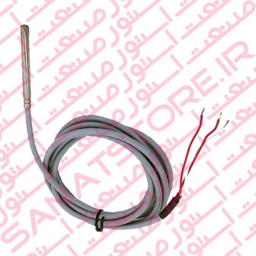 سنسور دما PT100 با سیم رابط ساده-1
