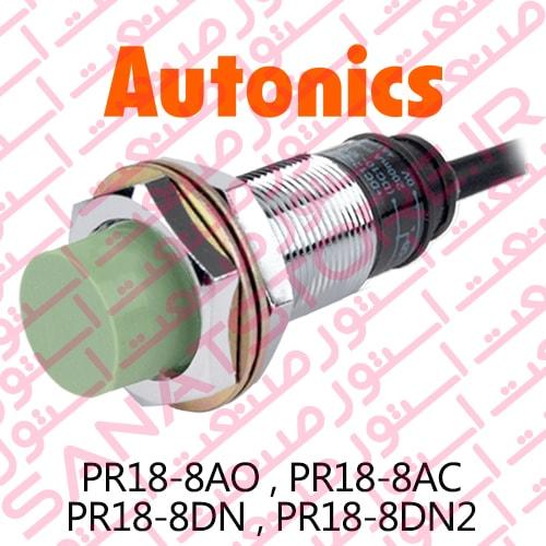 PR18-8AO , PR18-8AC , PR18-8DN , PR18-8DN2