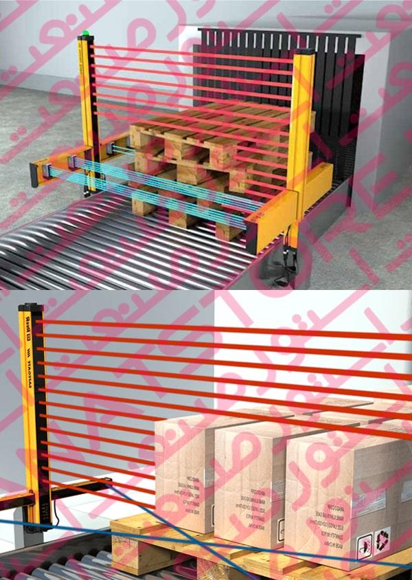 کاربرد پرده نوری در خطوط تولید