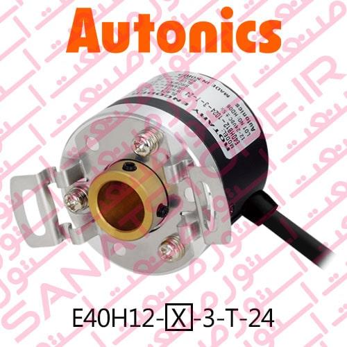 Autonics Rotary Encoder E40H12 Series