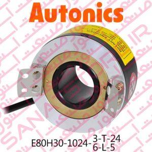 Autonics Rotary Encoder E80H30 Series