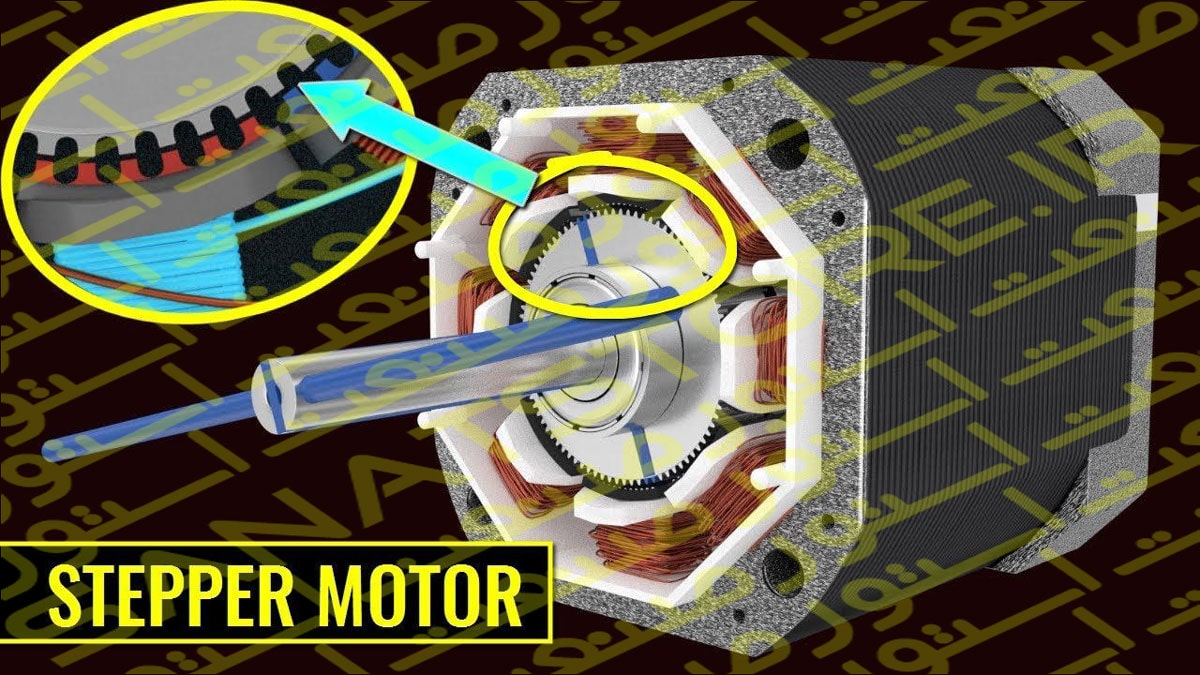 استپ موتور چیست ؟