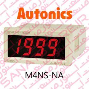 Autonics Panel Meter M4NS-NA Model