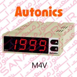 Autonics Panel Meter M4V Model
