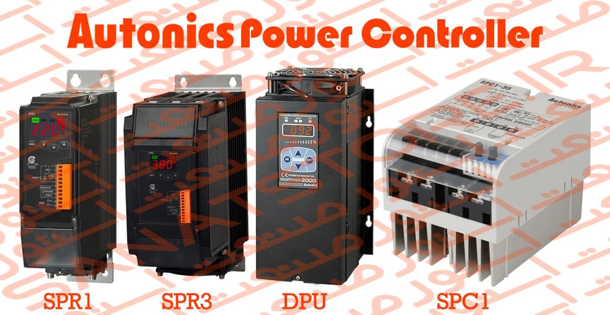 Autonics Power Controllers