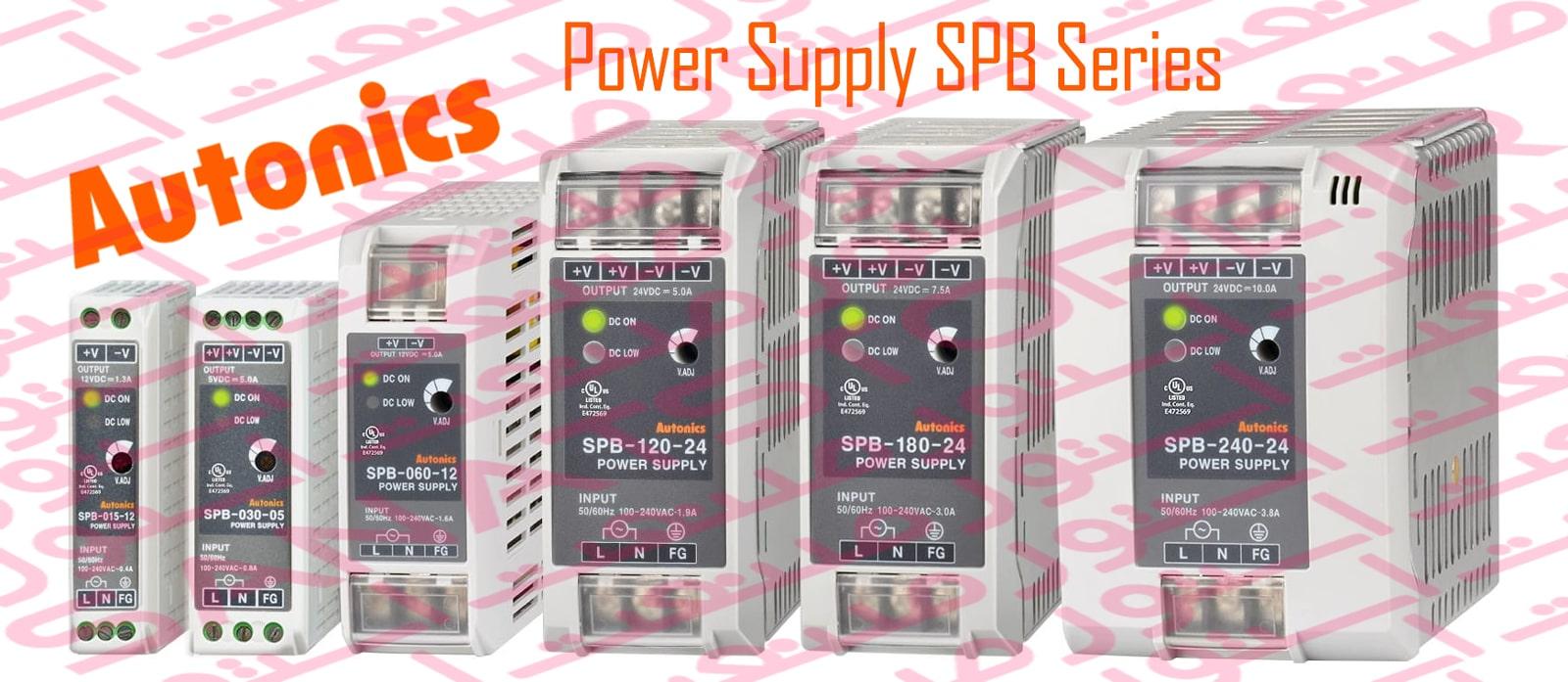 Autonics Power Supply SPB Series