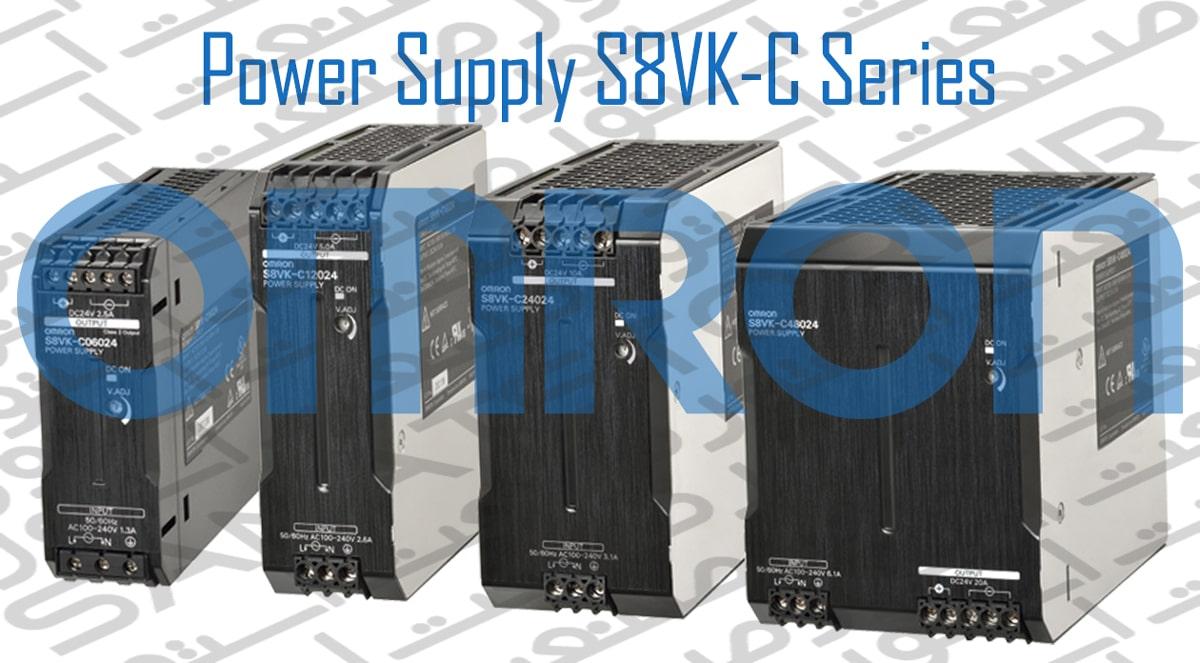 Omron Power Supply S8VK-C Series